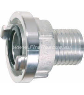 STORZ SUCTION COUPLING 75-B / Ø76 NOZZLE TOOTHED