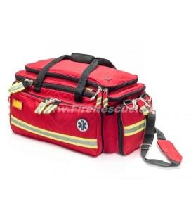 ELITE BAGS EMERGENCY NOTFALLTASCHE CRITICAL'S - ROT