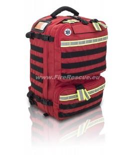 ELITE BAGS EMERGENCY NOTFALLRUCKSACK PARAMED'S - ROT