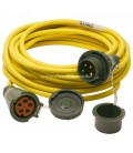 ELEKTRO EXTENSION CABLE THW-VERSION 400 V, 32 A